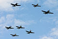 2011 Legends - 3 Furys, 2 Mustangs, Skyraider & Corsair (7457093762).jpg