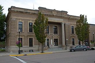 McLeod County, Minnesota - Image: 2012 0814 Mc Leod Cty Crt
