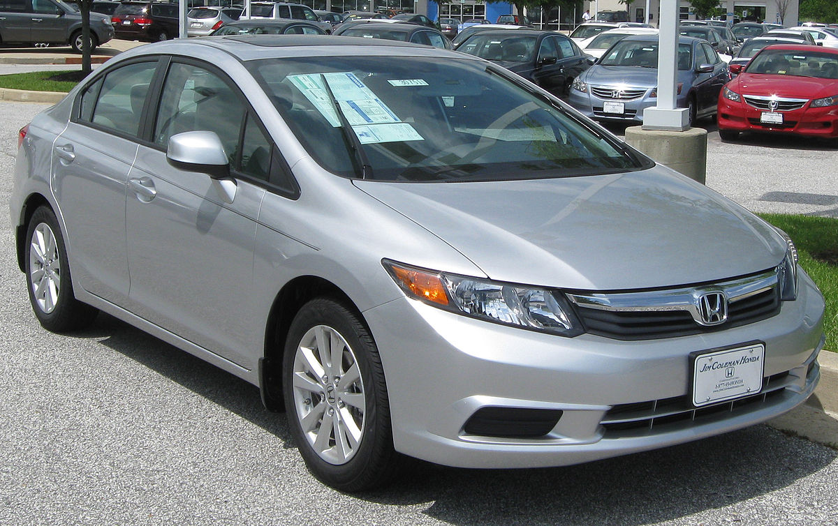 Honda Civic (ninth generation) - Wikipedia