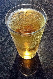 Cider Fermented alcoholic beverage from apple juice