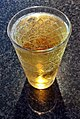 2013-09-08 Apfelwein im Gerippten 0,25l.jpg