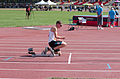 2013 IPC Athletics World Championships - 26072013 - Alexander Zverev of Russia during the Men's 400M - T13 Semifinal 2.jpg