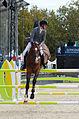 2013 Longines Global Champions - Lausanne - 14-09-2013 - Emil Hallundbaek et Catoki 4.jpg