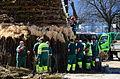 2013 Sechseläuten - Böögg - Vorbereitungen durch Grün Stadt Zürich - Sechseläutenplatz 2013-04-15 13-00-33.JPG