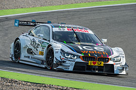 2014 DTM HockenheimringII Marco Wittmann by 2eight DSC6687.jpg