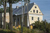 2014 Plebania w Starej Łomnicy, 05.JPG