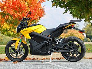 Zero Motorcycles - A 2014 Zero S