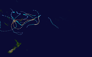 2015–16 South Pacific cyclone season east of 160°E