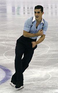 Javier Fernandez at the 2015–16 Grand ...