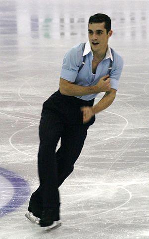 Javier Fernández (figure skater) - Fernandez in 2015