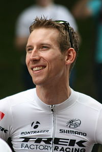 Mollema podczas Tour de France 2015
