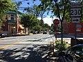 2016-09-27 11 04 53 View south along West Virginia State Route 230 (German Street) at Princess Street in Shepherdstown, Jefferson County, West Virginia.jpg
