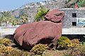2016. Sculpture. Ribeira Brava. Madeira. Portugal 14.jpg