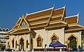 2016 Bangkok, Dystrykt Samphanthawong, Wat Traimit Witthayaram (04).jpg