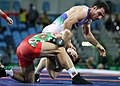 2016 Summer Olympics, Men's Freestyle Wrestling 65 kg 13.jpg