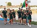 2018-08-07 World Rowing Junior Championships (Opening Ceremony) by Sandro Halank–103.jpg
