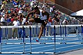 2018 USATF Outdoor National Championships SPC Marcus Maxey, 110m Hurdles (42940942162).jpg