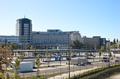 2019-09-21 Umbau Bahnhof Cottbus (overview and parking lot).png