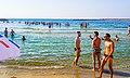 2019.06.13 Hilton Beach at Tel Aviv Pride, Tel Aviv Israel 1640010 (48087035112).jpg