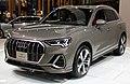 2019 Audi Q3 quattro S-Line 45 TFSi front NYIAS 2019.jpg
