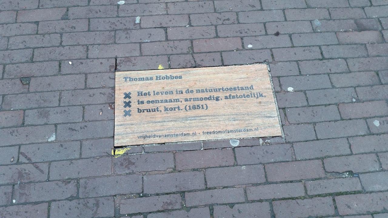 File 2019 Vrijheid Van Amsterdam 2 Hobbes Jpg Wikimedia Commons