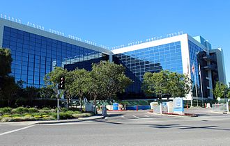 Intel - Intel's headquarters in Santa Clara, California