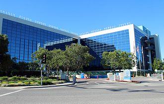 Intel - Intel's headquarters in Santa Clara, California