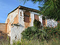 232 Restes abandonades de la masia de l'Horta (Gavà).JPG