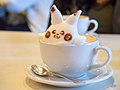 3D Pikachu Latte Art - Harajuku (28080147878).jpg