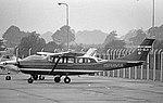 4X-ALQ at London Gatwick Marvin G Goldman collection.jpg; Ex John Wegg coll'n.jpg