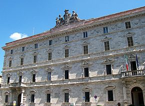 Palazzo del Governo (sede legale della provincia)