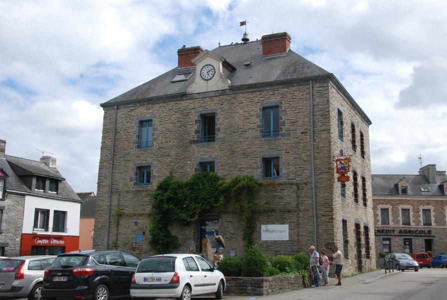 Médiathèque de La Gacilly (56)