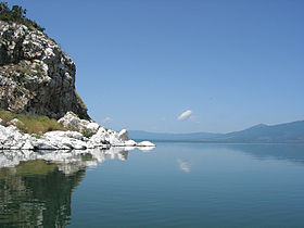 Image illustrative de l'article Lac Prespa