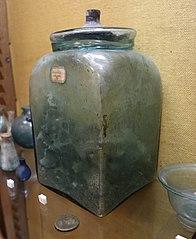 Urne funéraire avec cendres (Musée de Die)