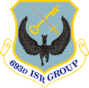693d Intelligence, Surveillance and Reconnaissance Group - 693d Intelligence, Surveillance and Reconnaissance Group emblem
