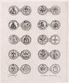 6th Plate, Featuring 10 Coins Met DP891334.jpg
