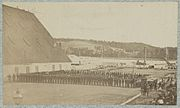 71st New York State Militia at Washington Navy Yard 34786v