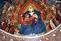 7342 - Milano - San Simpliciano - Affresco del Bergognone nel catino absidale - Foto Giovanni Dall'Orto - 25-mar-2007.jpg