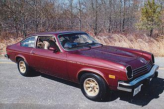 Chevrolet Cosworth Vega - 1976 Cosworth Vega