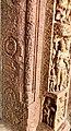 7th century amorous couples in kama mithuna and Vishnu avatar reliefs, Lakshmana Hindu temple, Sirpur Chhattisgarh India 9.jpg