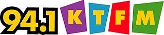 KTFM - KTFM logo, 2000's