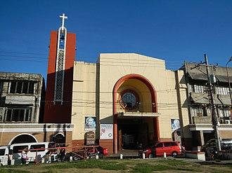 Roman Catholic Diocese of Cabanatuan - The Cathedral of Cabanatuan