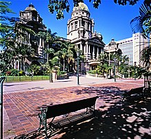 Durban wikipedia belfast city hall in noord ierland was die inspirasie vir stanley g hudson se sandsteen raadsaal wat in 1910 voltooi is fandeluxe Image collections
