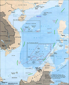 Sand For Sale >> Nine-Dash Line - Wikipedia