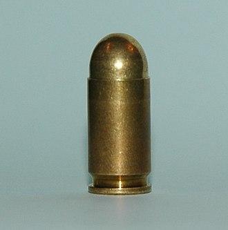 9×18mm Makarov - Image: 9x 18mm MAK