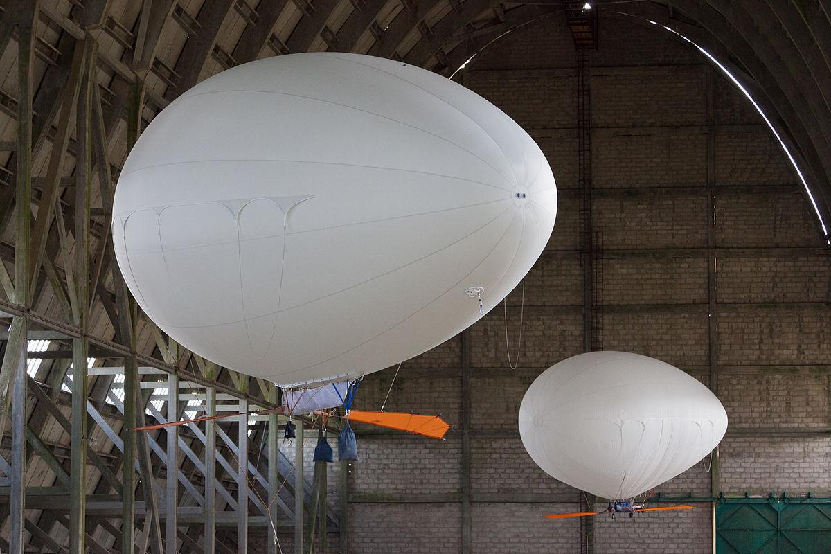 ballon dirigeable individuel