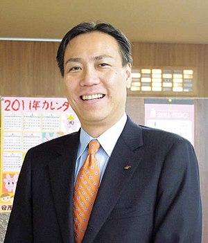 Shuichi Abe - Image: ABE Syuichi 2011