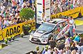 ADAC Rallye Deutschland 2013 - Fahrerpräsentation auf dem Roncalliplatz-4696.jpg