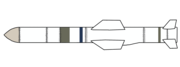 US NAVY AGM-84A Harpoon 1979.