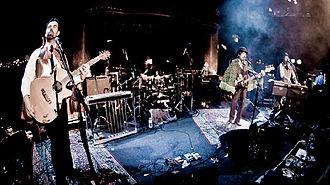 Animal Liberation Orchestra - Image: ALO Live